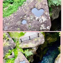 覗き橋♡ハート/恋人の聖地/おでかけ 素敵な恋ができますよーに。