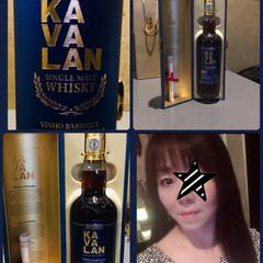 髪色チェンジ/お土産/シングルモルトウィスキー/カバラン/令和の一枚/至福のひととき/... 台湾土産にカバラン ソリスト ヴィーニョ…