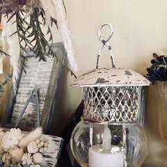 ランプ/至福のひととき/LIMIAインテリア部/雑貨/暮らし/住まい/... お気に入りのランプです。 デザインと色味…
