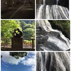 癒し/マイナスイオン/茨城県袋田の滝/おでかけ 大好きな場所❤️ 袋田の滝に行ってきまし…