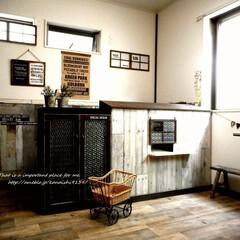 子供部屋/セルフリフォーム/DIY/壁紙/カフェ風/ナチュラル/... 1.改善したかった点  子供部屋をセルフ…