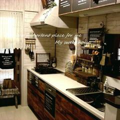キッチン/DIY/カフェ風