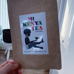 ケニアの山の紅茶/ケニア/無農薬/紅茶 美味しかった!!