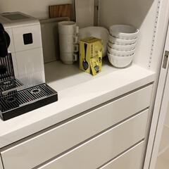 食器棚/整理整頓 整理整頓中…