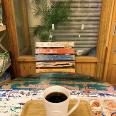 落ち着く/Cafe/MARAIKA