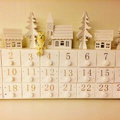 White/Zara home/Christmas deco 今年はWhiteがテーマでシンプルに