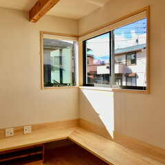フリールーム/ファミリールーム/多目的ルーム/書斎コーナー/テレワークスペース/リモートワークスペース/... 富士山一望のフリールームです。  子供の…