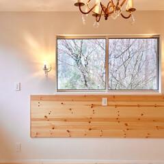 主寝室/寝室/寝室インテリア/寝室収納/造り付け収納/注文住宅/... 箱根仙石原別荘地の自然素材で建てたソーラ…