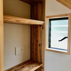 階段下/階段/階段収納/階段下収納/納戸/自然素材の家/... 階段下の納戸です。  ・TV TEL ル…