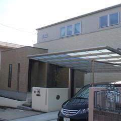 注文住宅/オカモト企画の実績/ハウスメーカー 大阪府高槻市のお客様です。採光と通風に関…