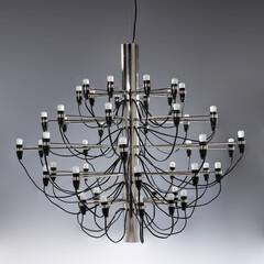 ランプ/サルファッティ/ステンレススチール ■50バルブランプ 品番: CS603B…