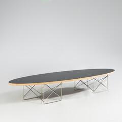 アメリカンミッドセンチュリー/イームズ/メラミン/ローテーブル ■ETRT サーフボードテーブル 品番:…
