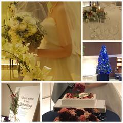 結婚式 2018.12.16  無事に結婚式が終…