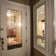 輸入窓/輸入ドア/玄関/木製 アメリカのクラフトマンシップから生まれた…