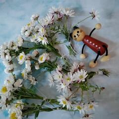 花かんざし/ドライフラワー/暮らし  こんにちは(*^^*)  花かんざし🌼…