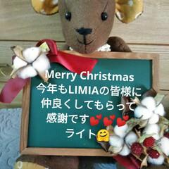 クリスマス2019/100均/雑貨/ハンドメイド/暮らし/フォロー大歓迎  今年も皆様に感謝ですm(_ _)m