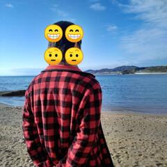 おでかけ/風景 昨日は娘たちに振られ 旦那さんと海岸線を…