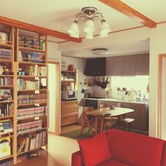 柏木工/飛騨産業/キッチン/リビング/おうち自慢 お部屋を撮ってみました☺︎  片付いてい…