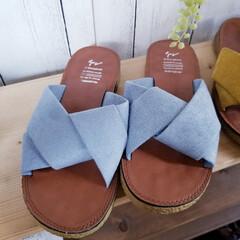 購入品/インテリア/DIY女子/雑貨/玄関/追加購入/... 年齢と共にペタンコ靴&サンダル ばかりに…(3枚目)