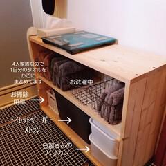 ジェームズマーティン フレッシュサニタイザー 1000ML シャワーポンプ(その他ダイエット、健康)を使ったクチコミ「我が家の洗面所 本当に狭いのです( ̄∀ ̄…」(3枚目)