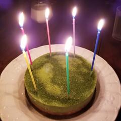 おめでとう/家族時間/バーベキュー/抹茶ケーキ/17歳/娘/... 昨日は娘の17歳のお誕生日でした  1日…(1枚目)