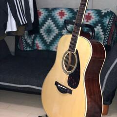 息子部屋/アコースティックギター/ギター/お気に入り/フォロー大歓迎/わたしのお気に入り サッカーDK(男子高校生)の息子が 去年…