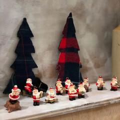ミニコンサート/サンタ/オーケストラ/クリスマス/クリスマスツリー/ハンドメイド/... 夜中にこっそりクリスマスコンサート 開催…