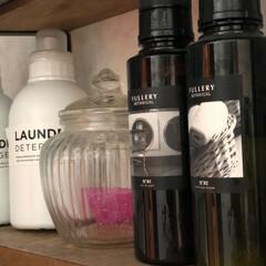 FULLERY BOTANICAL ソフナー 柔軟剤 02 ハーブ&ゼラニウム 600mL(柔軟剤)を使ったクチコミ「柔軟剤はお気に入りの香りだと お洗濯も楽…」