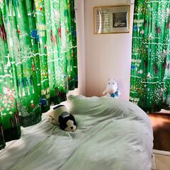娘部屋/掃除 おはようございます😃 娘の 部屋 ベッド…