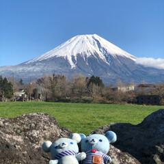 南アルプス/富士山/おでかけ/クリスマス2019 今日はお天気も良くて、富士山の近くまで行…