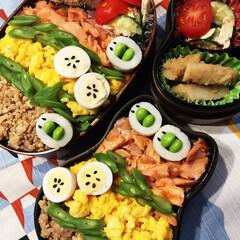 お弁当/フード おはようございます☀😃 今日の  お弁当🍱