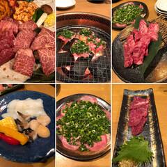 焼き肉/フード ブヒ🐷🐷🐷の日 第2弾  夜は、焼き肉屋…