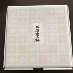 素敵便/リミ友/nagomiさんのお皿 嬉しい 素敵便❣️ 大好きな 梅干し💕🎶…