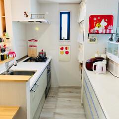 キッチン/お気に入りカレンダー/パナソニック/クリナップ 我が家は、二世帯住宅の 3階建て あんこ…