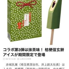 信玄餅アイス/不二家/ホームパイ/お菓子/ペット これ  見つけたら  買うでしょ❣️魅力…(1枚目)