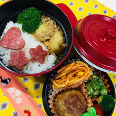 AJINOMOTOさん ありがとう/今日のお弁当🍱/フード おはようございます😃 今朝は、今にも 降…