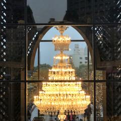 今年はライブ三昧/ライブ/クリスマス/おでかけ 恵比寿ガーデンプレイスのイルミネーション…