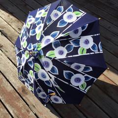 UV/日傘/浴衣リメイク/日傘キット/ハンドメイド