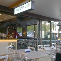 オーストラリア/ブリスベン/カフェ 「Ambrosia & Co」は、最近オ…