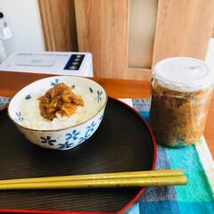 手作り/ご飯のお供/おうちごはん/フード/グルメ 今年も梅味噌作りました☺️💕   めちゃ…