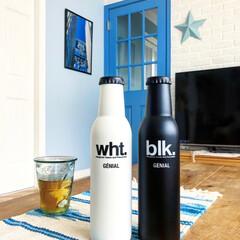 西海岸/ブリックタイル/生活雑貨/節約/ボトル/マイボトル/... みんなにおすすめしたい◯◯コンテスト用の…