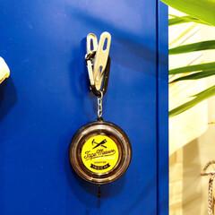マガジンラック/ブリックタイル/IKEA/ヘリンボーン/ダルトン/観葉植物/... 我が家のマグネット収納。 IKEAで買っ…(3枚目)