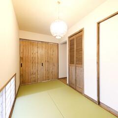 和室 お客様が来られた時にも便利な和室。