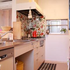 キッチン/造作キッチン/暮らしを楽しむ 「11坪の居心地HOME」オリジナル造作…