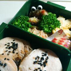 雑穀米/病み上がり/おから/節約/作り置き/鶏チャーシュー/... 鶏チャーシュー丼  コロッケ たまごやき…