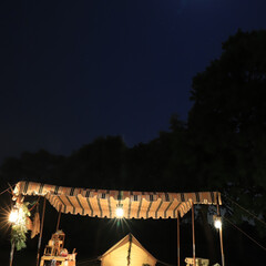 キャンプ/camp/令和の一枚/フォロー大歓迎/LIMIAファンクラブ/至福のひととき/... Camp Pic𓌅  キャンプの夜🌙*.…