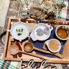 離乳食/おうちごはん/簡単/時短レシピ/ラク家事 𝟼𝑚 𝟷𝟶𝑑 𓐄 𓐄 𓐄 𓐄 𓐄 𓐄 …(1枚目)