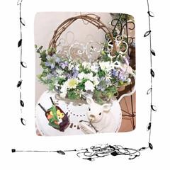 暮らしのアイデア/粘土のお花/フラワー教室/お花のある暮らし/クレイフラワー/癒しの空間/... GWも明日まで… 不要な外出はせず 自宅…