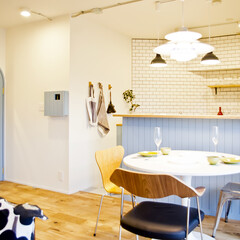 Standard/リノベーション/北欧風/かもめ食堂/造作/おしゃれ/... 大阪府池田市、築17年の中古マンションを…