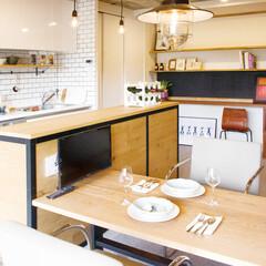 Standard/リノベーション/インダストリアル/住まい/京都/空間創り 京都府京都市、築15年の中古マンションを…